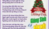 Mừng Đón Giáng Sinh Và Năm Mới