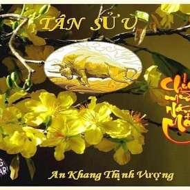 """Nhân Xuân TÂN SỬU 2021, Tản Mạn Về """"TRÂU"""" Qua Ca Dao Việt Nam"""
