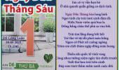 Ngày Đầu Tháng Sáu & Tiễn Biệt Tháng Năm & Niềm Đau Thế Kỷ & Dứt Cuộc Đao Binh (Thơ)