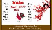 Xuân Đinh Dậu 2017