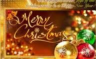Thiệp Mừng Giáng Sinh