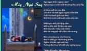 Thiên Thần Nhỏ, Hãy Ngủ Say