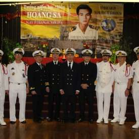 Lễ Tưởng Niệm 46 Năm Hải Chiến Hoàng Sa (PS Cộng Đồng )
