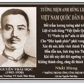 Bài viết của Trần Trung Đạo về 13 Liệt-sĩ VNQDĐ năm 1930 tại pháp trường Yên Bái