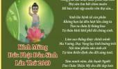 Kính Mừng Đức Phật Đản Sinh Lần Thứ 2640