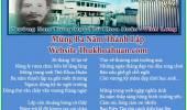 Mừng Ba Năm Thành Lập Website thukhoahuan.com