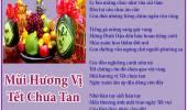 Mùi Hương Vị Tết Chưa Tan