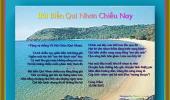Bãi Biển Qui Nhơn Chiều Nay